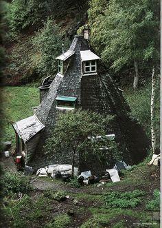 i really want to live in hobbiton