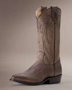 Women's Old Town Billy Pull On Boot - Smoke
