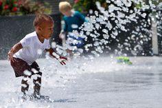 Nowadays, heat is harder to take | Summer heat - USATODAY.com