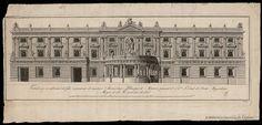 Adorno de la fachada de la casa de los condes de Oñate
