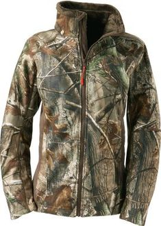 Cabelas Womens OutfitHER™ Soft-Shell Jacket : Cabelas