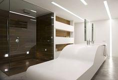 Diseño de spa de casa