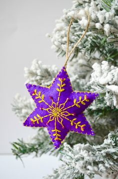 A personal favorite from my Etsy shop https://www.etsy.com/listing/485272261/christmas-snowflake-christmas-snowflake
