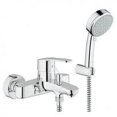 Grohe Eurostyle Cosmopolitan Single Lever Bath/Shower Mixer Tap