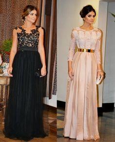 Madrinhas de casamento: Os vestidos de festa da Thassia Naves