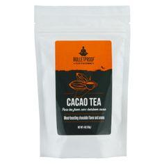 http://hellalife.com - Bulletproof Cacao Tea, $22.00 (http://www.hellalife.com/products/bulletproof-cacao-tea.html)  This #Tea is amazing!!!!  #bulletproof #coffee #cacao