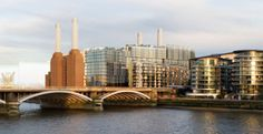 Battersea Powers Station project by Gehry and Foster