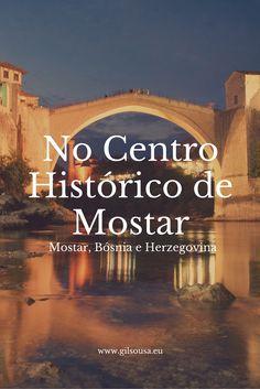 No centro histórico de #Mostar #BósniaHerzegovina
