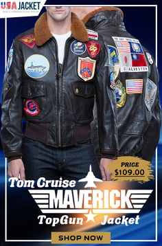 Get the Leather jacket Worn by Super Actor Jacket Chief Of Naval Operations, Military Operations, Shearling Jacket, Leather Jacket, Aviation Engineering, Cat Patch, Command And Control, Top Gun, Musketeers