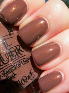OPI- Wooden Shoe Like To Know?