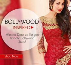 Looking to buy some of the best ‪#‎Bollywood‬ replica suits which will make you look like a true diva. Watch out for some of the most exciting ‪#‎designs‬ here.
