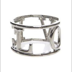 Love Bangle Style Bracelet!