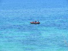 Olhares de Férias - Praia da Rocha em dois tons Macau, Dubai, Algarve, Waves, Boat, Outdoor, Beach Vacations, Two Tones, National Parks