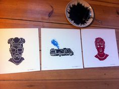 Breaking Bad Prints