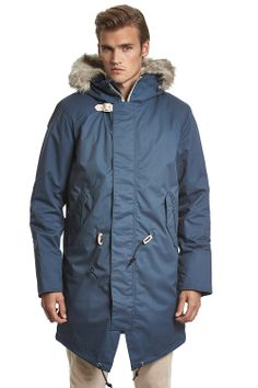Elvine Hercules Jacket Dusk Blue - Elvine Shop