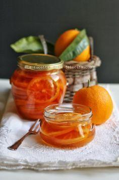 La ricetta della felicità: Arance caramellate a fette...da conservare!