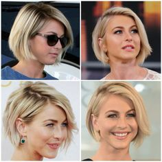 Is The Hair Giving You Compliments? Have A Look At These … Ladies short haircuts. Is The Hair Giving You Compliments? Wavy Bob Haircuts, Short Hairstyles For Thick Hair, New Haircuts, Pixie Haircut, Pixie Hairstyles, Short Haircuts Women, Trending Hairstyles, Celebrity Hairstyles, Medium Hair Styles