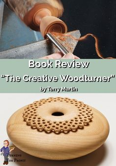 There are 16 projects in the book. Typical of turning books Terry does share his methods of turning, chucking, and working with the wood. So there are lots of useful ideas here on technique. Learn more of my thoughts on this book and why it'd be a good addition to your collection or a gift for the wood turner in your life. Wood Turning Projects, Wood Projects, Bowl Turning, Wooden Bowls, Woodturning, Thoughts, Book Reviews, My Favorite Things, Creative