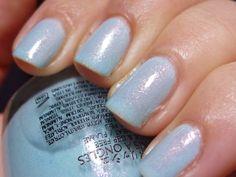 Nail Polish Anon: Sinful Colors Cinderella
