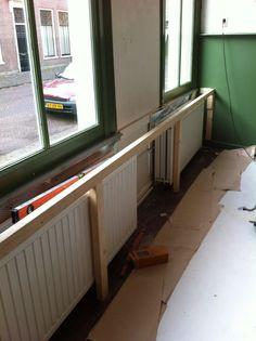 Radiator ombouw Haarlem