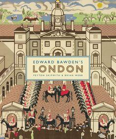 'Edward Bawden's London' by Skipwith Peyton