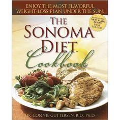 In the mail! The Sonoma Diet Cookbook: Connie Guttersen: 9780696231858: Amazon.com: Books