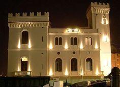 Pegli (quartiere di Genova, castello Chiozza, poi Miramare)