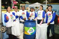 Catadores da Terra Viva recolhem quase 500 quilos de material reciclável no Boa Vista Junina #pmbv #prefeituraboavista #boavista #roraima