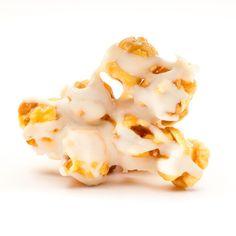 White Chocolate Caramel Popcorn