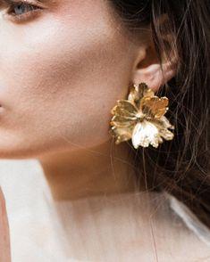 bridemaids gift gift for her Flower flower earrings earrings flowers earrings pink studs stud boho stud romantic pink earrings