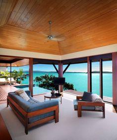 Qualia Resort.Great Barrier Reef.  http://portraitsofelegance.net/
