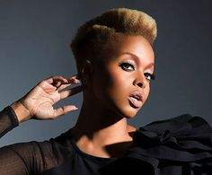 Great Short Haircuts for Black Women
