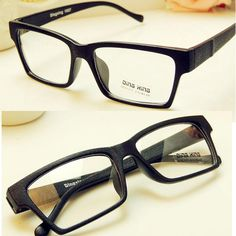 Mens Clear Lens Fashion Glasses frame clear lens glasses