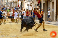torodigital: Con un toro de Fuente Ymbro, San Roque de La Vila...