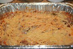 Recipes We Love: Spaghetti bake