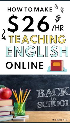 Teaching English online is a fantastic side hustle to make a comfortable income at home. Whether you are a mom looking for a work at home option while raising your kids or you're looking for a career change that allows you to work from home or anywhere, teaching ESL (English as a Second Language) online might just be the answer. You can easily sneak this side hustle into your schedule and make money without leaving home.  Get inspired by this real life story of an actual Magic Ears Teacher! Work From Home Jobs, Make Money From Home, Way To Make Money, Make Money Online, How To Make, Money Fast, Mad Money, Legit Online Jobs, Online Work