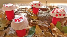 QUÉ HACEMOS HOY EN EL COLE?: EL BOLET PETITÓ Kindergarten Crafts, Kindergarten Lessons, Preschool Art, Autumn Crafts, Autumn Art, Autumn Activities, Craft Activities, Easy Crafts For Kids, Diy For Kids