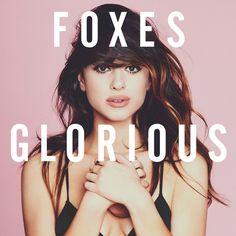 Caratula Frontal de Foxes - Glorious (Deluxe Edition)