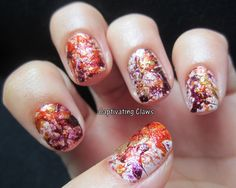 Captivating Claws: A Birthday Splatter!