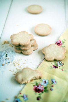 Lemon Citrus #Tea Cookies Recipe