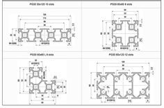 strut profile-pg30 HG Engineering and Supplies http://www.profiles4automation.co.za/#!blank-4/leqhd