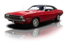 1970 Dodge Challenger 340 V8 4 Speed