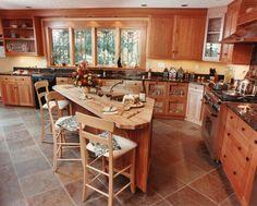Kitchen Island Idea: Metal Kitchen Cabinets   Www.ewkitchens.com   Troy U0026  Wixom, MI   Glass Cabinet Doors   Pinterest   Metal Kitchen Cabinets, ...