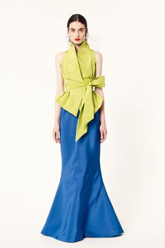 Oscar de la Renta Resort 2014 Collection Slideshow on Style.com