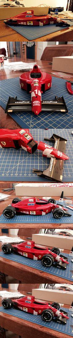 Tamiya Ferrari 641/2