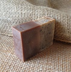 Coffee Exfoliating Handmade Scented Soap Cold Process – Westboundsoap