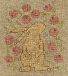 XS059-Curious Bunny done
