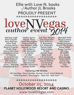 Come see us in Vegas, baby!