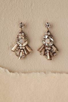 Icart Earrings from @BHLDN