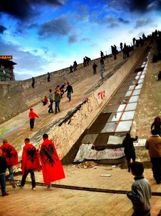 Scenes From 100 Years Of Independence in Tirana, Albania - November 28, 2012